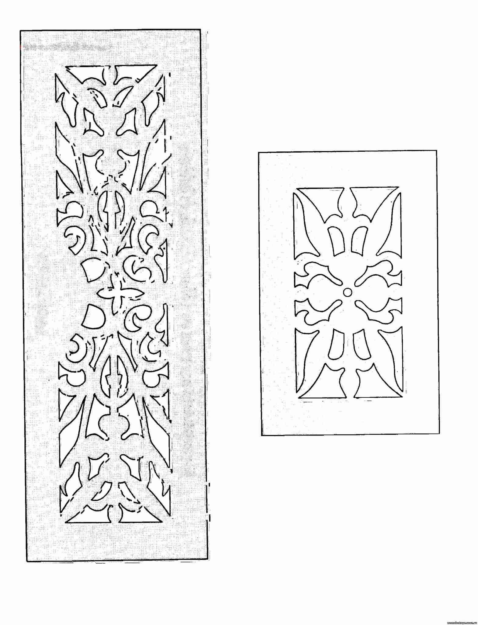 Картинки шаблоны трафареты на шкатулки