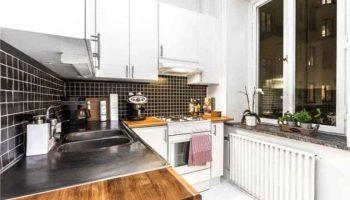 Ремонт кухни в хрущевке фото до и после 6 кв.м