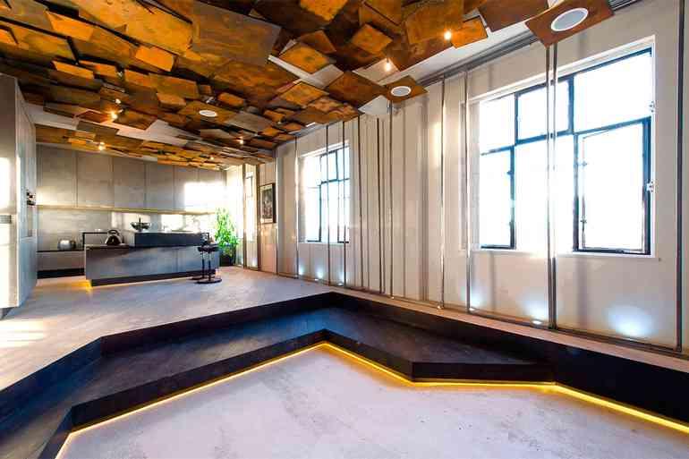 Как правильно выдержать урбанистический стиль в интерьере квартиры