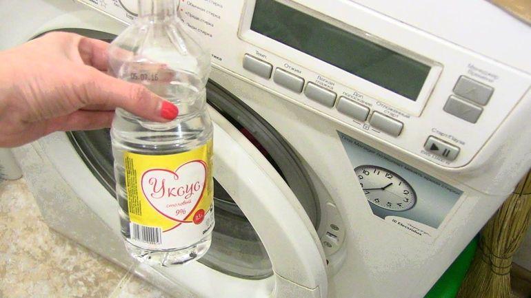 Как правильно почистить стиральную машину что бы не сломалась