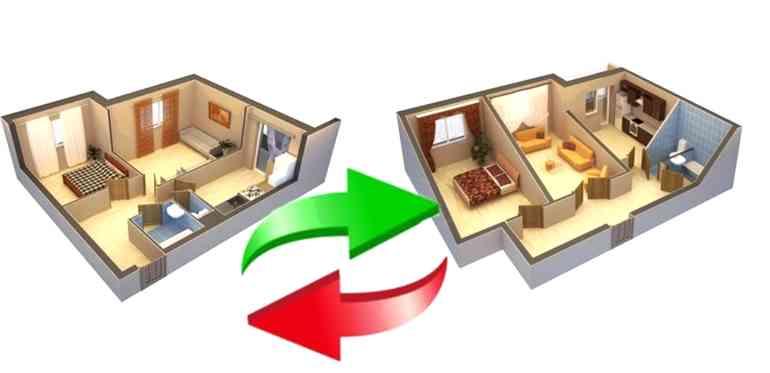 С чего начать перепланировку квартиры и ее узаконивание