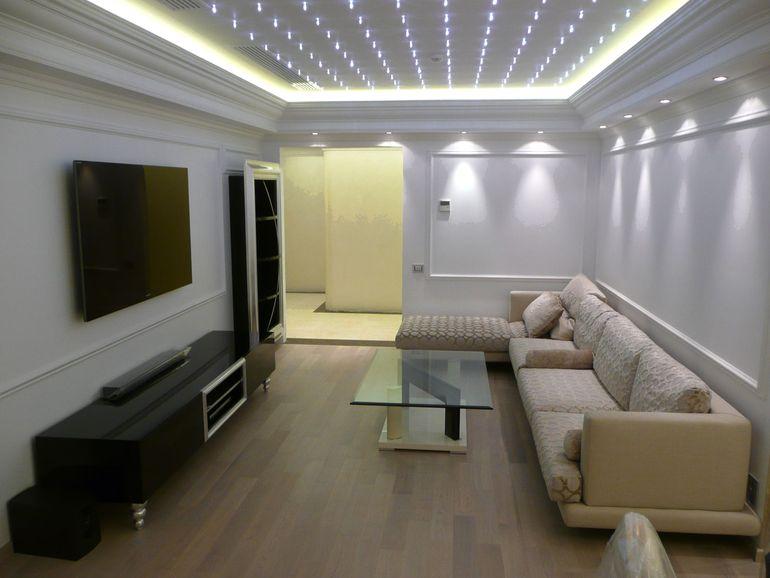 10 идей отделки потолка для любого стиля квартиры