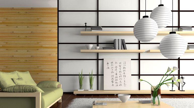 Почему японский стиль: красивый, но непригодный для комфортного интерьера