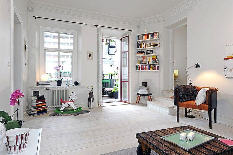 5 вариантов скандинавского интерьера, которые уместны в любой квартире