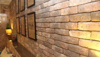 5 интересных способов облицовки декоративной плиткой