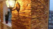 Превращаем квартиру в дворец — добавляем декоративный камень