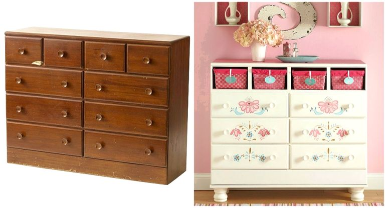 Подари вторую жизнь старой мебели - лучшие средства на сегодня