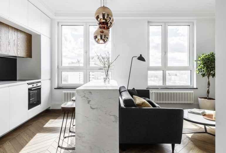 Меняем пространство дизайном: 5 способов визуально сделать квартиру светлее