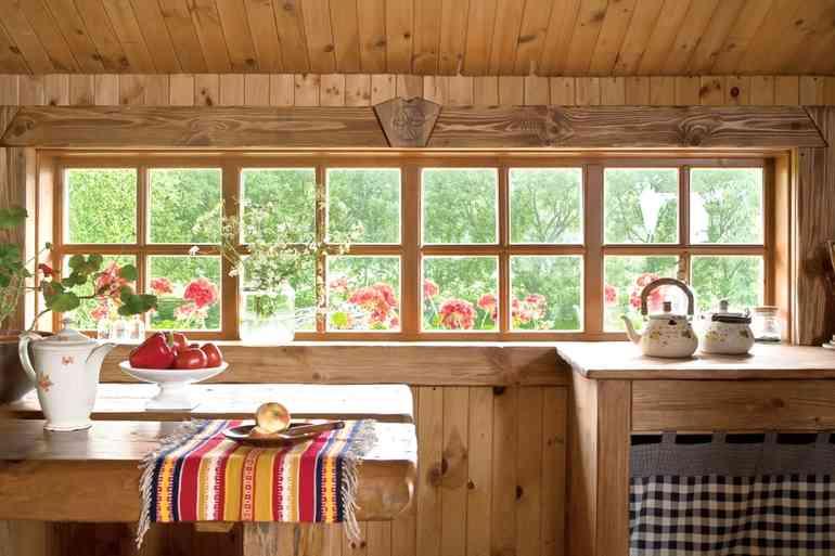 Чем популярен простой и уютный стиль кантри в интерьере