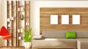 Дизайнерский ремонт из остатков дерева — экономно, красиво и смотрится дорого