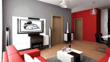 Как подобрать обои под общий интерьер квартиры