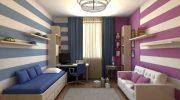 Как оформить комнату для разнополых детей, чтобы всем было комфортно