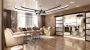 5 проверенных способов испортить дизайн квартиры неудачным потолком