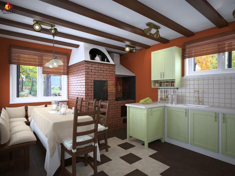 Каких проблем сложно избежать в дизайне кухни-гостиной