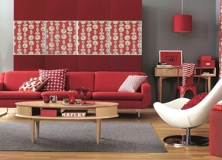 Почему не стоит применять более 3 цветов в отделке комнаты