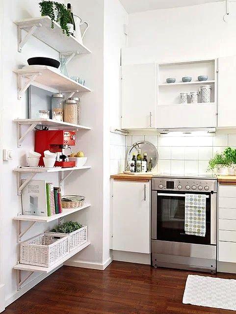 10 идей для хранения на кухне, о которых сразу и не догадаешься