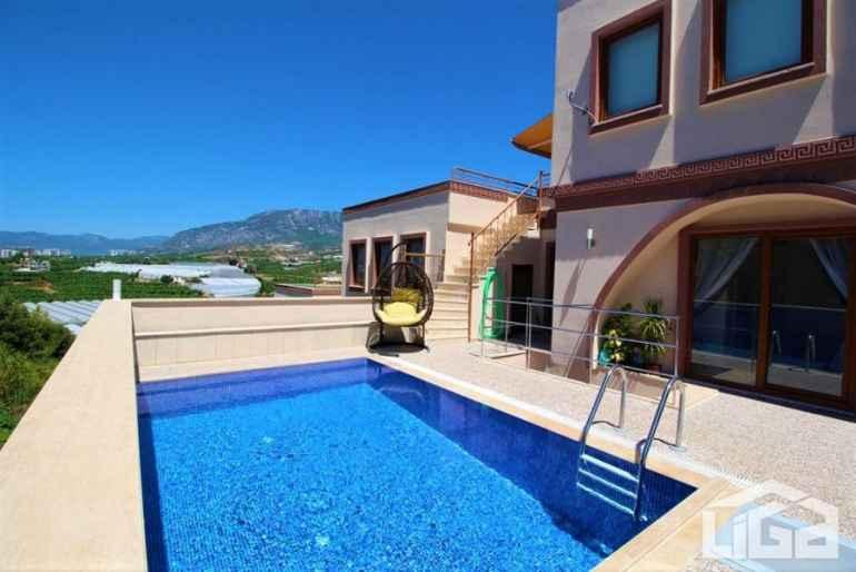 Современные дома в турецком стиле
