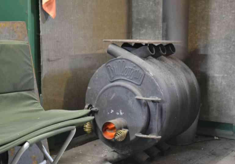 Отопление гаража зимой - какой способ лучше?