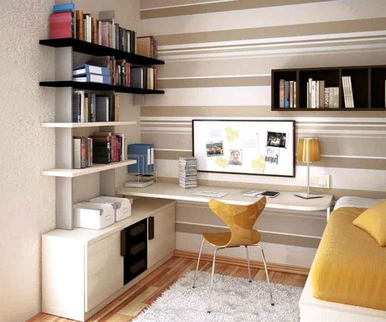 5 причин почему в спальне не место рабочему кабинету
