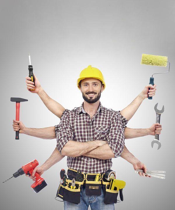 Мастер на все руки - ремонт в квартире