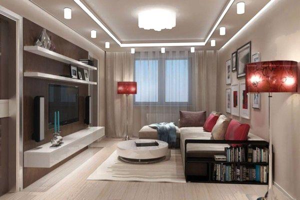 Как наполнить интерьер квартиры солнечным светом, если ее окна выходят на северную сторону