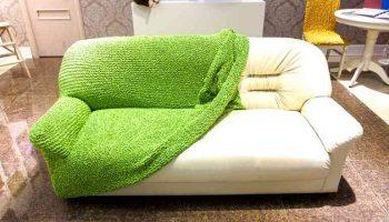 Еврочехол на диван — новый вид для старой мебели