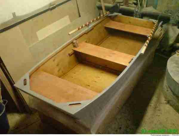 Лодка из досок своими руками видео фото 947