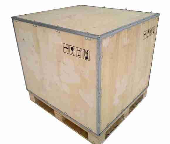 Фанерный контейнер усиленный