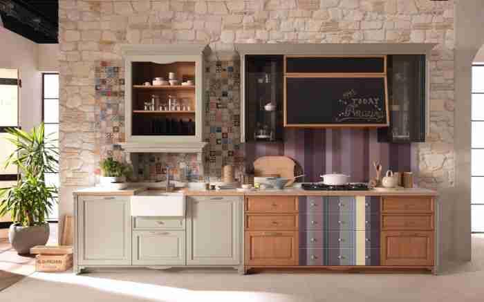 Стиль для вашей новой кухни
