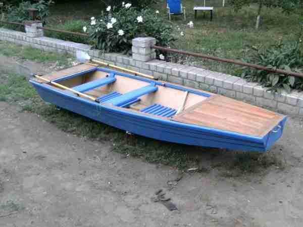 Фото еще одного не типичного судна.