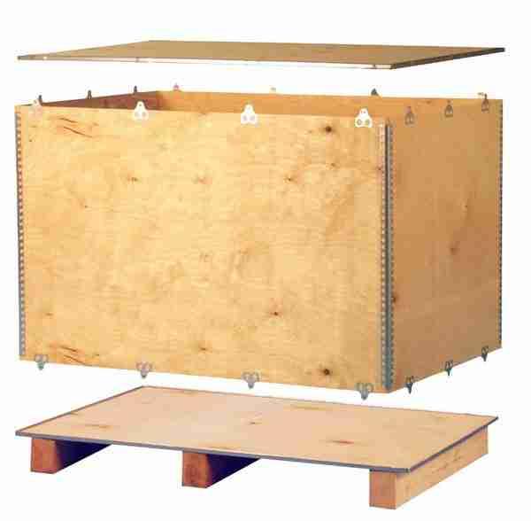 Тара фанерная: основы производства, типы и характеристики