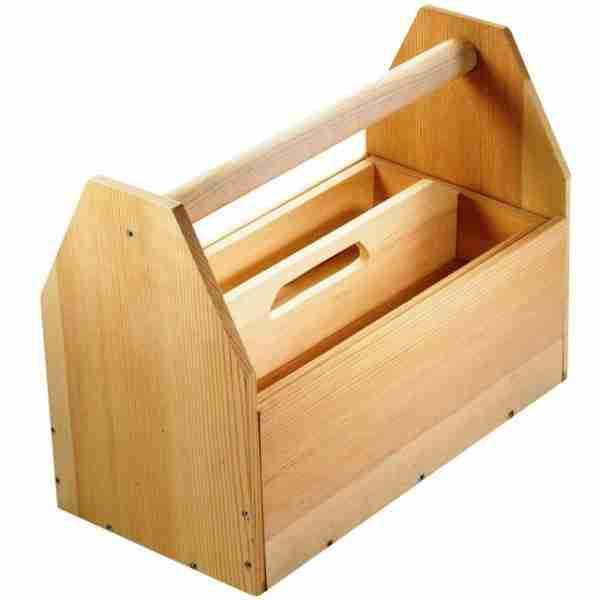 Фото классического ящичка для инструментов