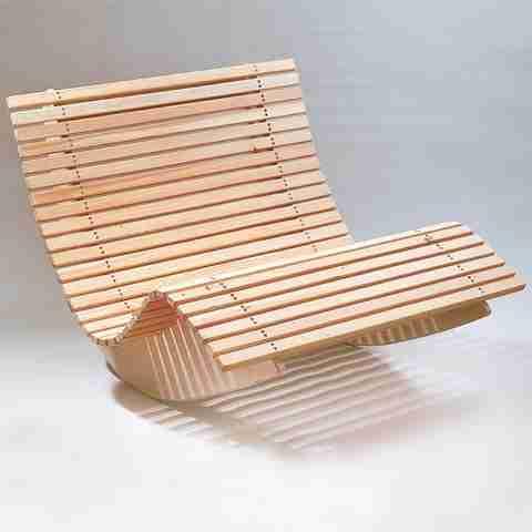 Кресло качалка из фанеры своими руками фото и чертеж