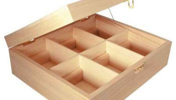 Деревянная коробка — как выбрать?