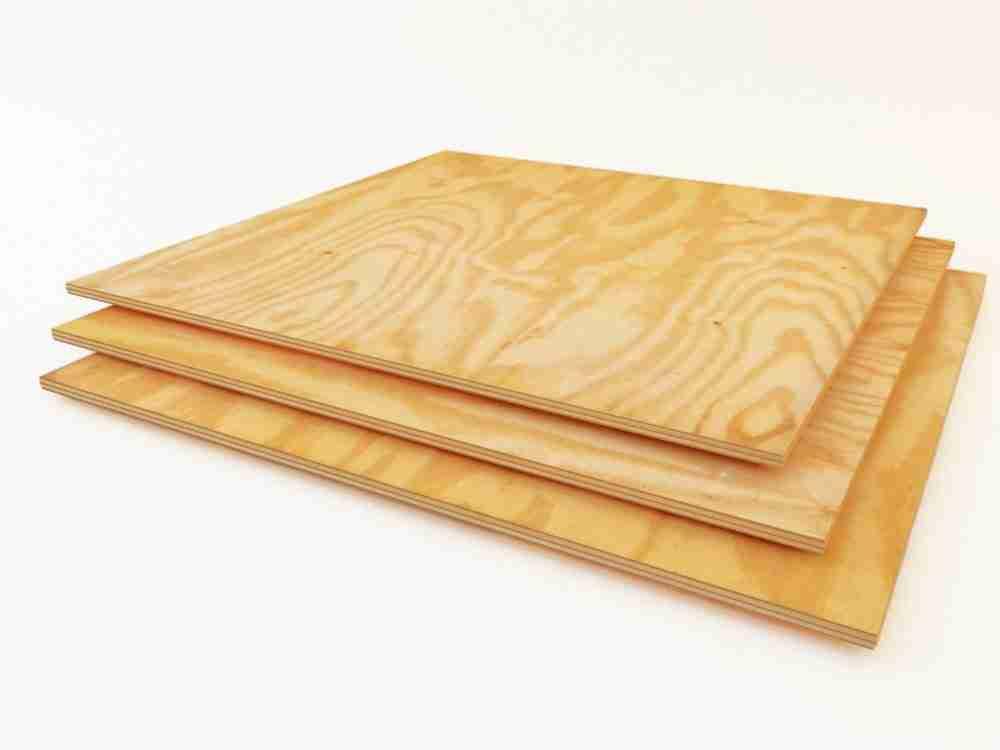 Фото листов древесно-слоистой плиты