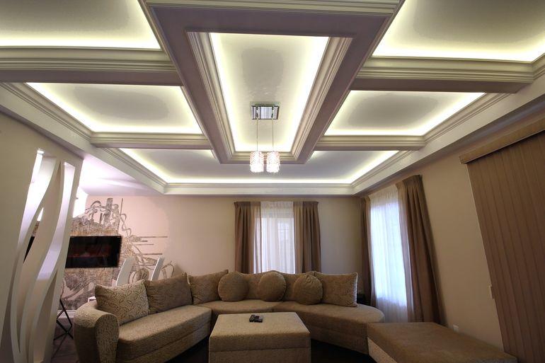 10 ошибок которые нельзя допускать в квартирах с низкими потолками
