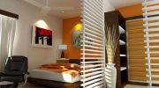 Как с помощью дизайна можно сделать светлой комнату без окна