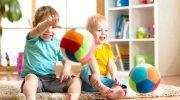 Почему детская должна быть в ярких тонах?