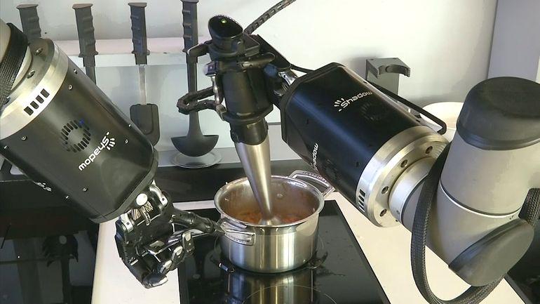 Будущее уже здесь - роботы на вашей кухне