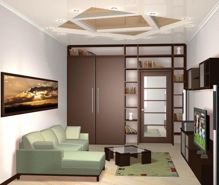 Как выбирать мебель в маленькую комнату, чтобы не перегрузить интерьер