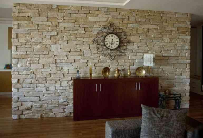 Превращаем квартиру в дворец - добавляем декоративный камень