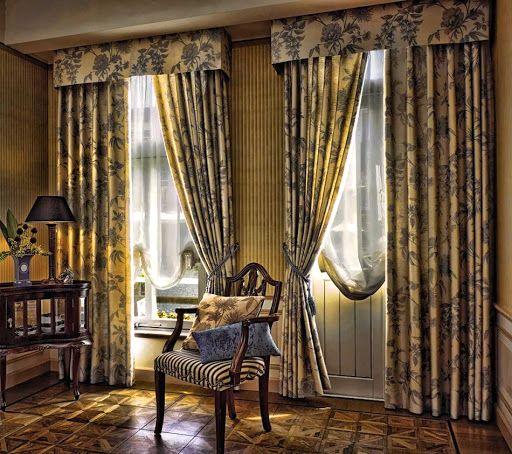 5 способов повесить шторы красиво и необычно