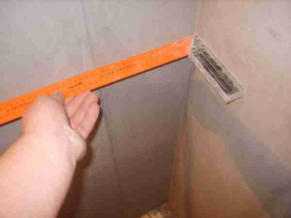Использование строительного уголка