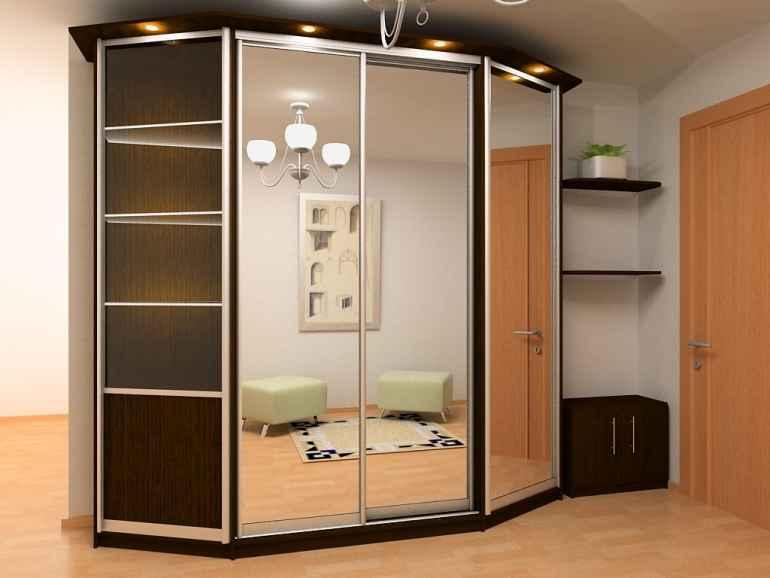 Как спланировать встроенный шкаф вместительным, но не громоздким