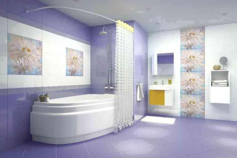 Частые проблемы при выборе плитки в ванную