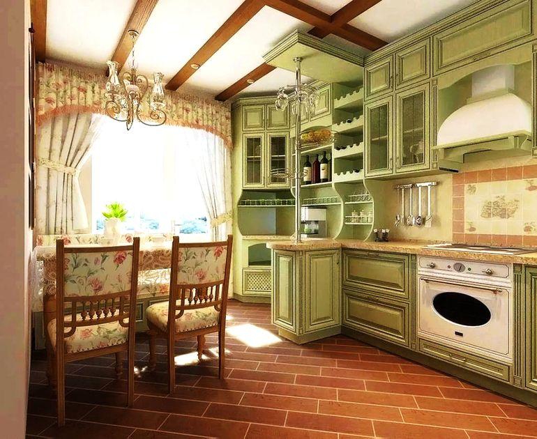 """Чем опасен кухонный гарнитур с высотой """"в потолок"""""""