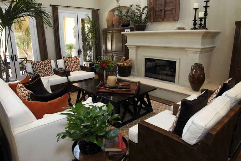 Как не превратить интерьер комнаты в нагромождение мебели
