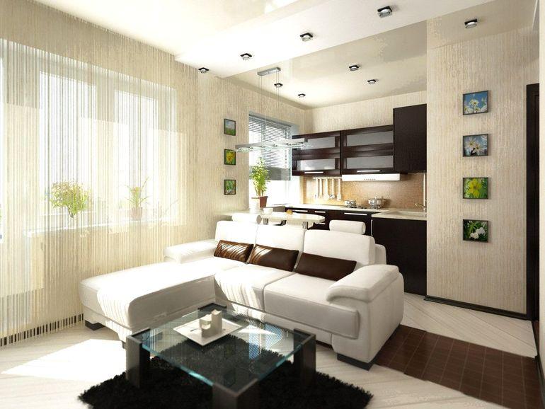 Как создать гармоничный интерьер в квартире для молодоженов