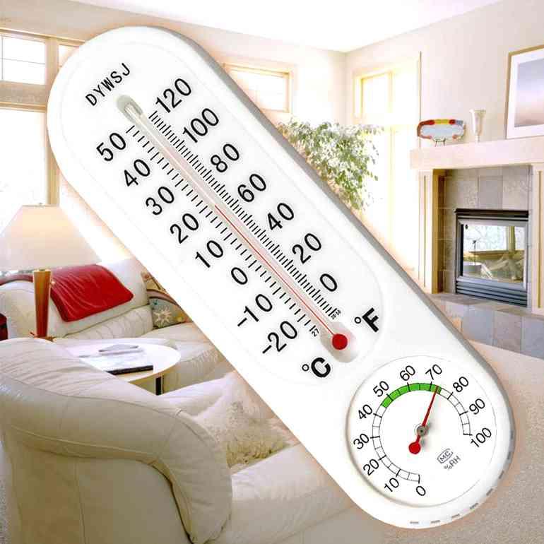 Какая температура в квартире самая оптимальная?