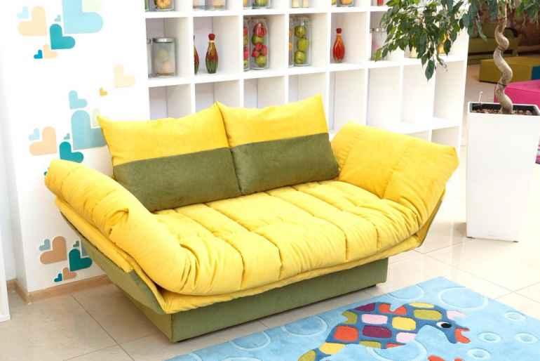 Как сэкономить пространство небольшой квартиры с помощью раскладной мебели